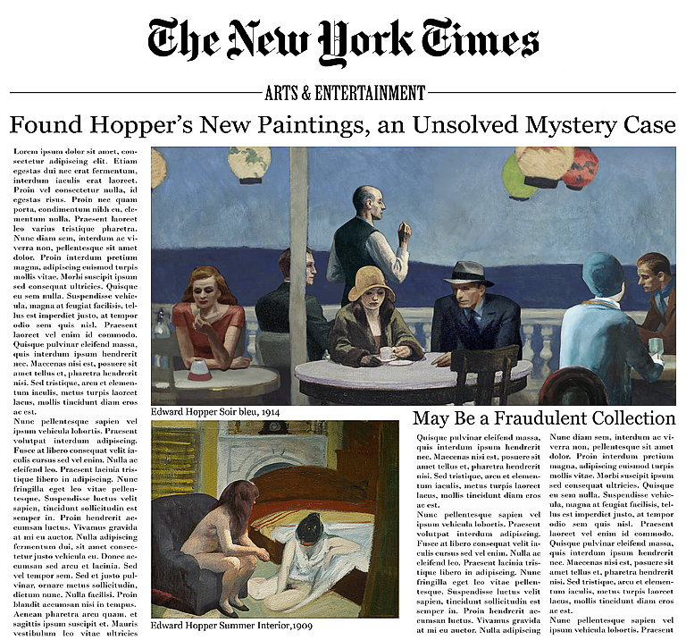 NY Times 1 2018